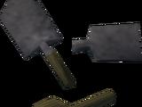 Defective spades