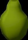 Papaya fruit detail