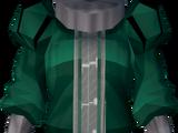 Theatrical tunic (green, female)