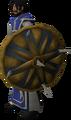 Aten (Heru's shield) equipped.png