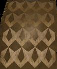 Bronze chainbody detail old
