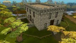 Champions' Guild exterior