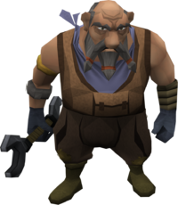 Dwarf (level 20)