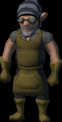 Gnome technician