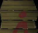 Goblin cower shield