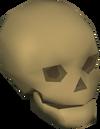 Magic skullball detail