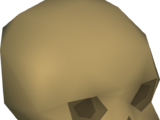 Magic skullball