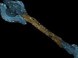 Rune halberd