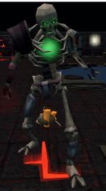 Skeleton (Dungeoneering, ranged)