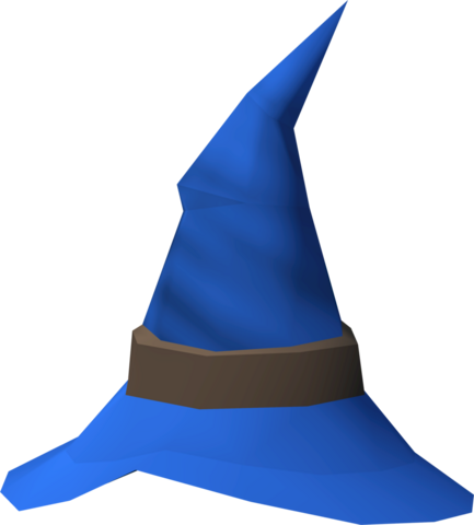 File:Wizard hat (blue) detail.png