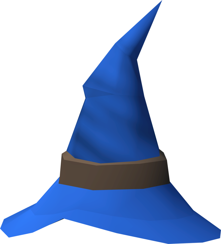 wizard hat blue runescape wiki fandom powered by wikia