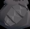 Bloated leech pouch(u) detail