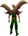Clawdia Wings equipped.png