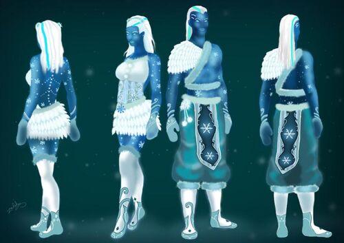Design an Outfit - Zelah Autumn