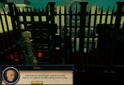 Drezel imprisoned