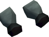 Kratonite gauntlets