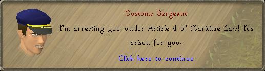 RO gearresteerd