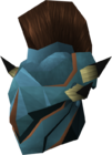 Rune full helm (Bandos) detail
