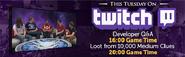 Twitch developer QA lobby banner 2