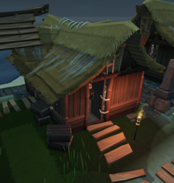 Void Knight General Store exterior