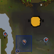 Water Altar location