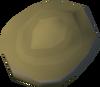 A stylish hat (male, yellow) detail