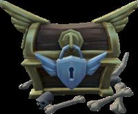 Closed chest (Premier Club, bones)