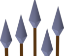 Dragonbane arrow