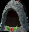 Gatherer's hood detail