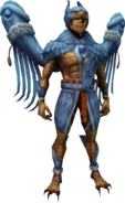Griffin Outfit equipped (male)