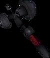 Black guard warhammer detail