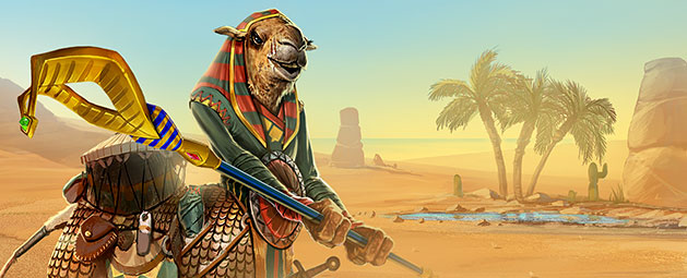 Camel warriors update post header