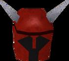 Dragon helm detail old