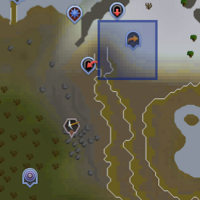 Fairy ring DKS location