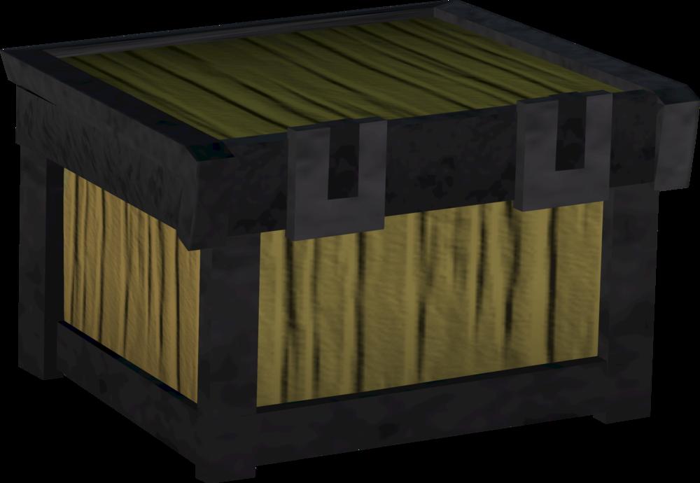 Golden tools (Invasion of Falador) detail