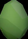 Green dragon egg detail
