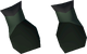 Paraleather vambraces detail