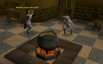 Recipe for disaster goblin part