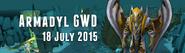Armadyl GWD 18 July 2015