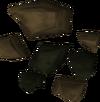 Carvão mineral detalhe