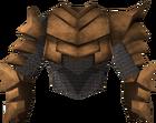 Corrupt dragon chainbody detail