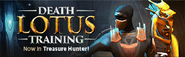 Death Lotus Training lobby banner