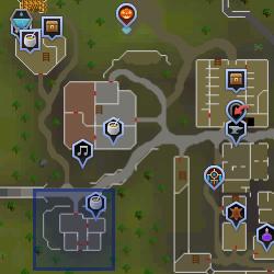 Gertrudes mapa