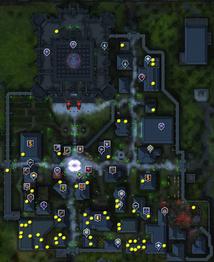 New Varrock chest locations