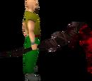 Noxious scythe (blood)