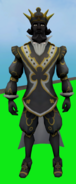 Outfit of Clubs (male) equipped