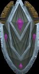 Salve shield detail
