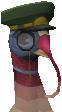Turkerton chathead