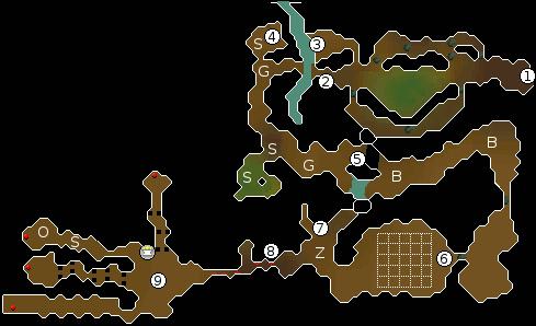 A passagem subterrânea 1
