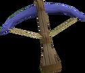 Blurite crossbow detail